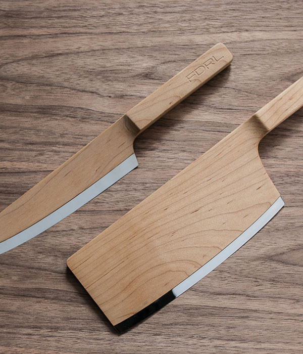 Wooden knifes